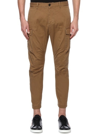 Dsquared2 Pantolon Taba